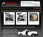 Pinellas County Florida Auto Detailing Website
