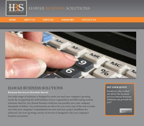 Hawaii Business Solutions