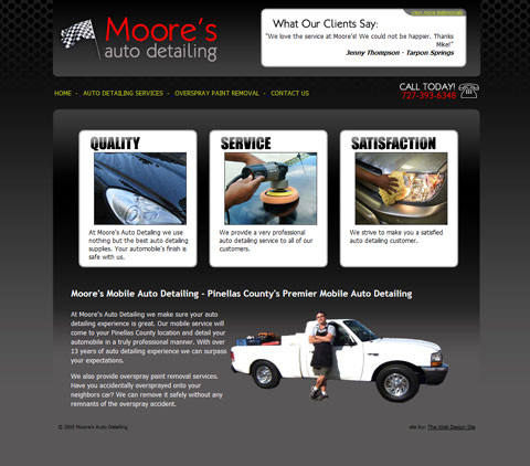 Moores Mobile Auto Detailing