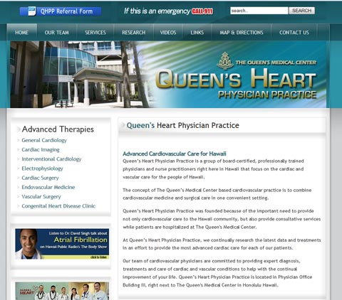 Queen's Heart Physician Practice